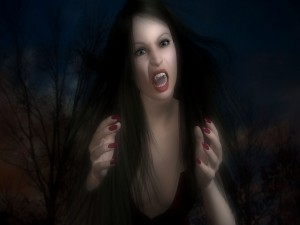 Vampiresa 3D