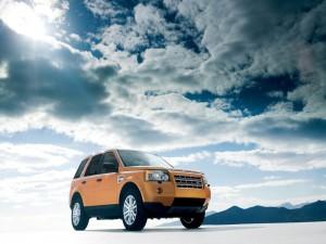 Postal: Land Rover Freelander