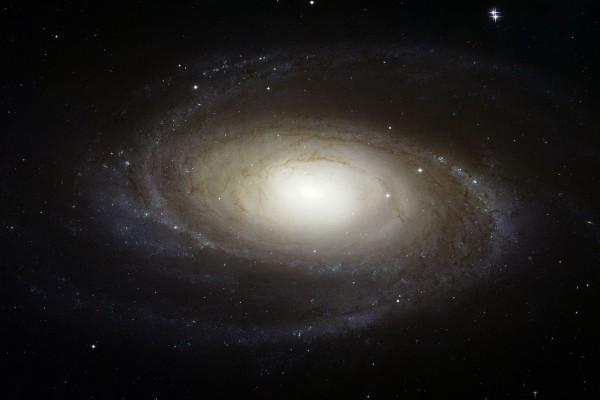 Galaxia espiral Messier 81