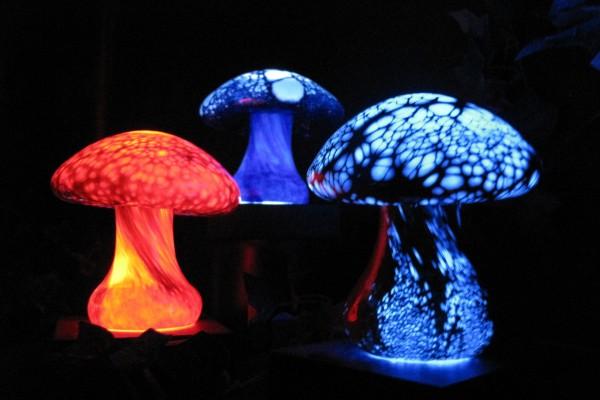 Setas luminosas