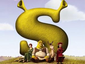 Protagonistas de Shrek