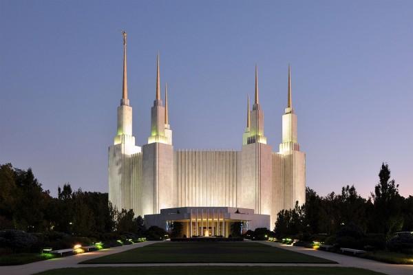 Templo de Washington D. C.
