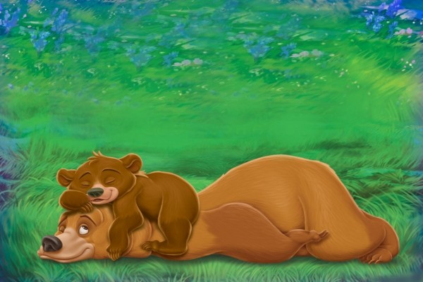 Brother Bear (Hermano oso)