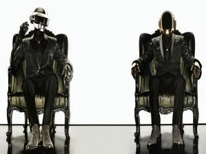 Postal: El dúo de música electrónica Daft Punk