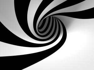 Postal: Tunel espiral