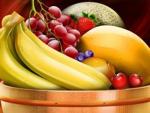 Frutas 3D