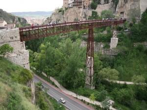 Puente de San Pablo (Cuenca, España)