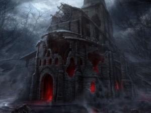 Entrada al infierno