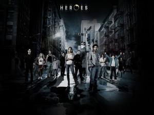 Protagonistas de Héroes