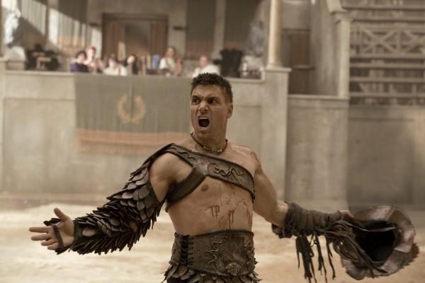 Crixus, gladiador galo y campeón de Capua