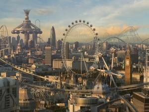 Londres futurista