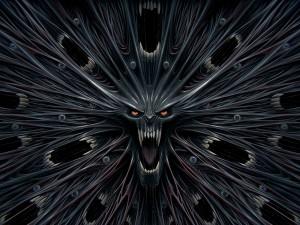 Criatura del mal