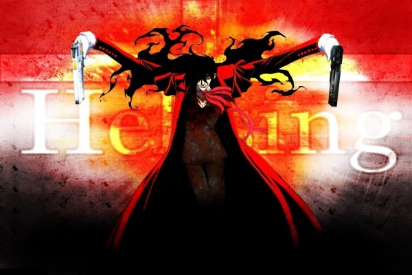 Hellsing, un manga por Kota Hirano