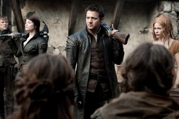 """Los hermanos cazadores de brujas """"Hansel y Gretel"""""""