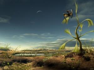 Vida alienígena