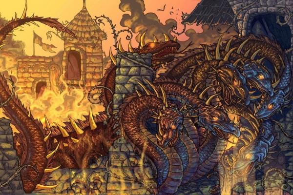 La Hidra ataca