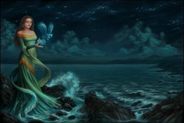 La guardiana de los mares