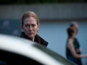 La detective Sarah Linden
