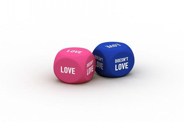 Los dados del amor