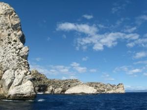Postal: Isla Medes en L'Estartit