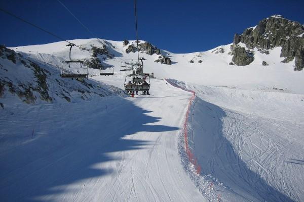 Estación de esquí de San Isidro (León, España)