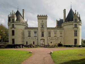 Castillo de Brézé (Francia)