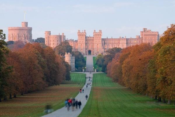 Castillo de Windsor (Inglaterra)