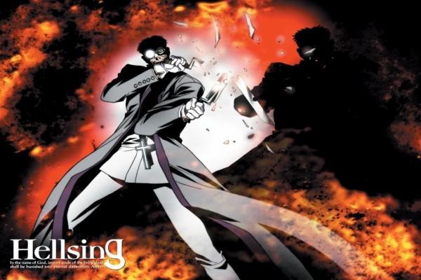 Hellsing, serie manga de Kota Hirano