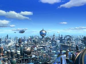 Ciudad robótica