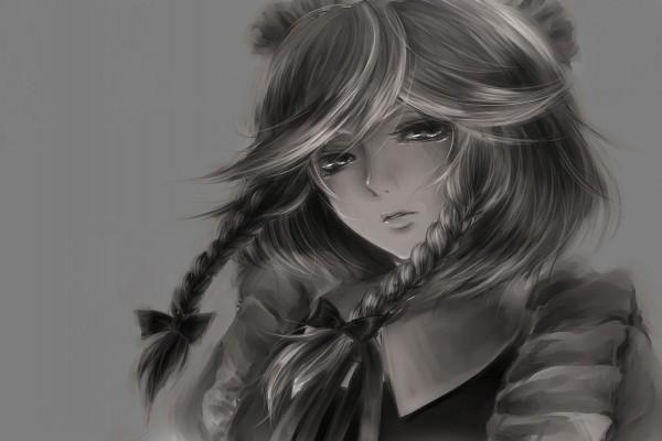 Triste mirada