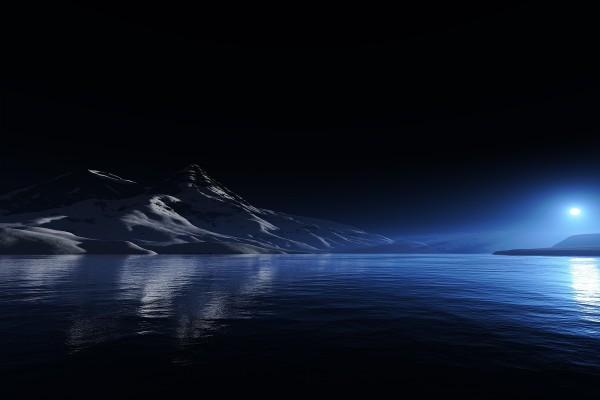 Calma en la noche