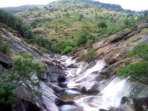 "Reserva natural ""Garganta de los Infiernos"" (Cáceres, España)"