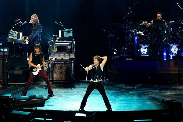 Bon Jovi en directo