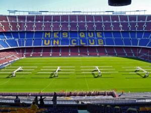 Camp Nou (Barcelona, España)