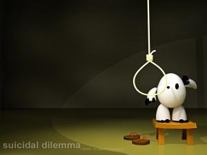 Postal: Dilema suicida