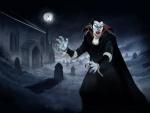 Retrato de Drácula
