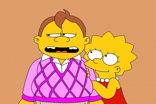 Lisa y Nelson