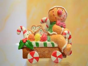 Figurita navideña