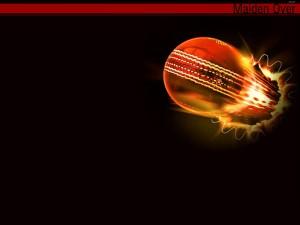 Postal: Bola de cricket