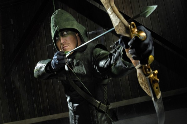 Arrow, el justiciero