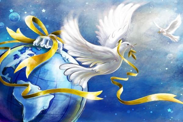Mensaje de Paz Mundial