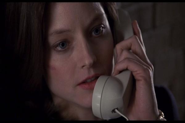 """Clarice Starling en """"El silencio de los corderos"""" (El silencio de los inocentes)"""