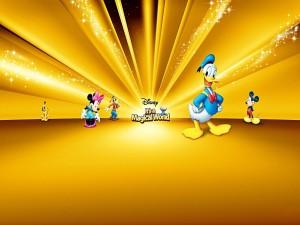 Disney es un mundo mágico