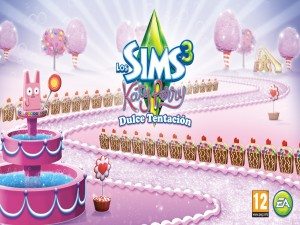 Los Sims 3. Kate Perry. Dulce Tentación