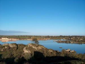 Los Barruecos, Extremadura, España