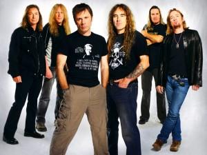Componentes de Iron Maiden