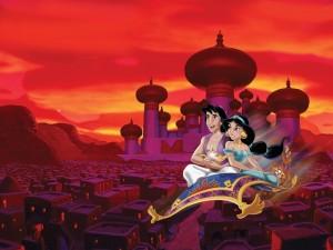 Postal: Aladdin