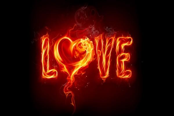 Amor en llamas