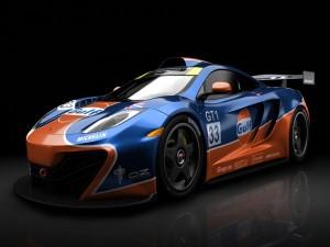 Postal: McLaren GT1