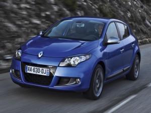 Postal: Renault Megane